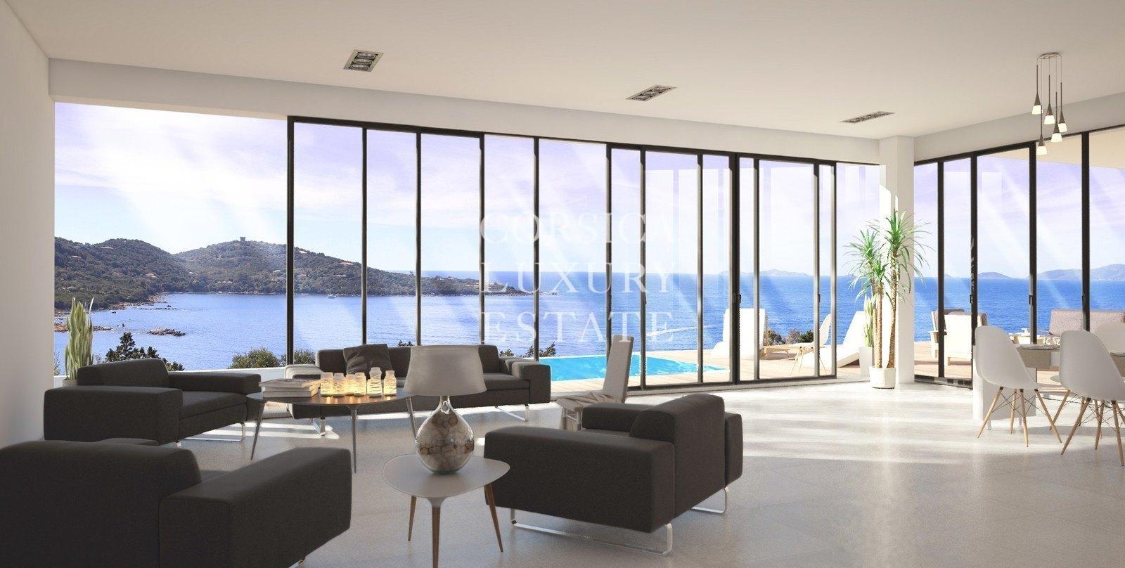 Coti chiavari proche plage villa neuve vendre - La contemporaine residence de plage las palmeras ...